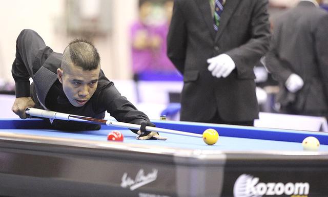 Trần Quyết Chiến vào tốp 5 cơ thủ kiếm tiền giỏi nhất làng billiards - Ảnh 1.