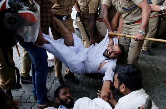 Bạo lực tôn giáo ở Ấn Độ: bắt giữ hơn 3.000 người - Ảnh 1.