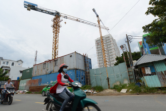 Tân Bình Apartment lại hẹn đến cuối năm 2019 giao căn hộ - Ảnh 1.