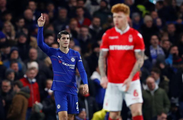 M.U, Chelsea và Arsenal dễ dàng đoạt vé đi tiếp tại Cúp FA - Ảnh 2.