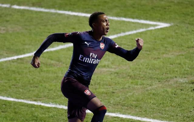 M.U, Chelsea và Arsenal dễ dàng đoạt vé đi tiếp tại Cúp FA - Ảnh 3.