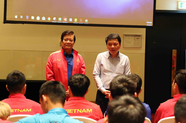 Tuyển Việt Nam không còn vị trưởng đoàn may mắn tại VCK Asian Cup 2019 - Ảnh 2.
