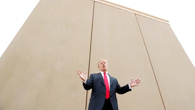 So găng bức tường Mexico - Ảnh 1.