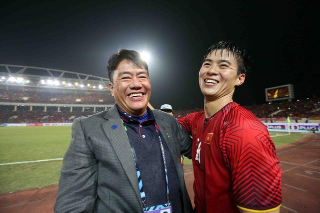 Tuyển Việt Nam không còn vị trưởng đoàn may mắn tại VCK Asian Cup 2019 - Ảnh 1.
