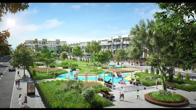Him Lam Green Park - Xây dựng đô thị xanh từ chính cộng đồng cư dân - Ảnh 1.