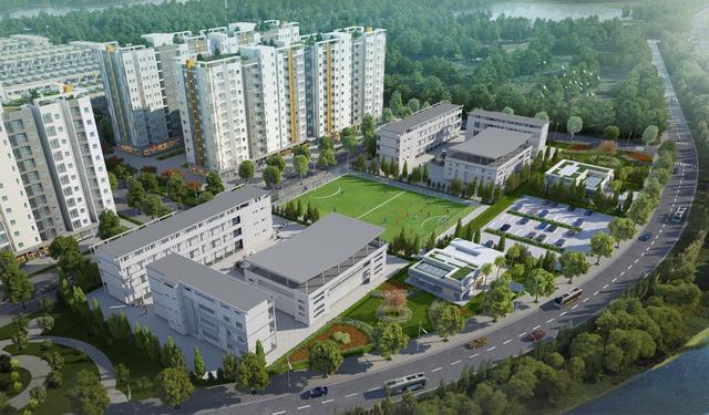 Him Lam Green Park - Xây dựng đô thị xanh từ chính cộng đồng cư dân - Ảnh 2.