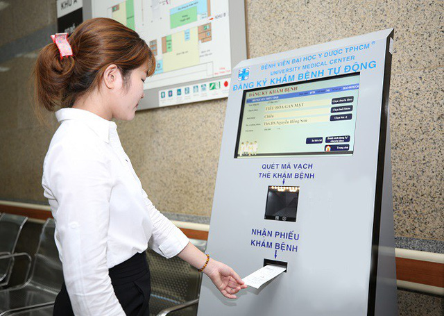 Ứng dụng thanh toán trực tuyến tại Bệnh viện Đại học Y Dược TP.HCM - Ảnh 1.