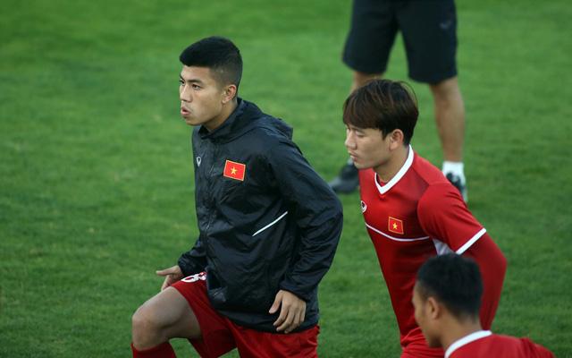 Ông Park cho tiền đạo Thanh Bình về Việt Nam - Ảnh 1.