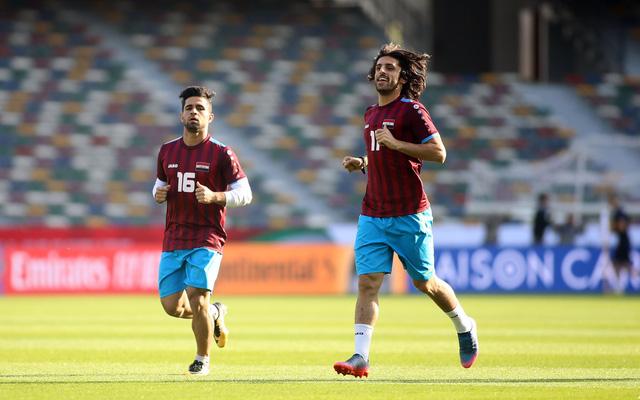 Tuyển Việt Nam cần dè chừng Messi Iraq - Ảnh 1.