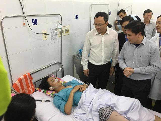 Bộ trưởng Nguyễn Văn Thể: Phải xóa điểm đen tai nạn đèo Hải Vân - Ảnh 1.
