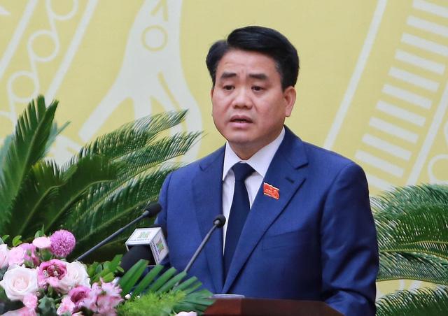 Chủ tịch Hà Nội: Cấm người ghi âm, ghi hình 'vì những mục đích khác' - Ảnh 1.