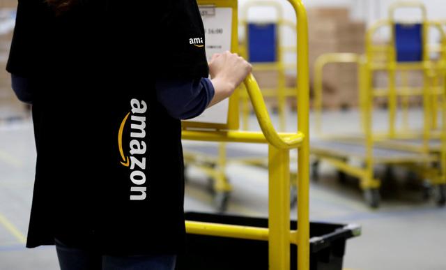 Amazon lại qua mặt Microsoft, trở thành công ty trị giá nhất thế giới - Ảnh 1.