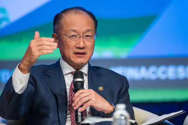 Chủ tịch Ngân hàng Thế giới bất ngờ từ chức sớm 3 năm - Ảnh 1.