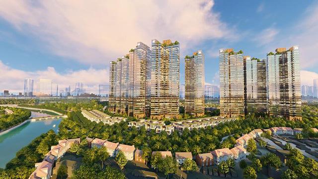 Lễ công bố chính thức dự án Sunshine City Sài Gòn - Ảnh 1.