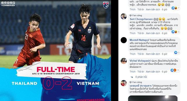 CĐV Thái Lan khóc như mưa: Chúng ta đang quá run sợ trước Việt Nam - Ảnh 1.
