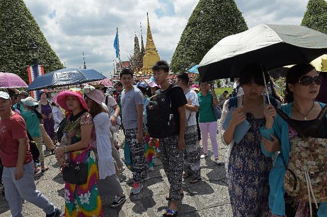 Thái Lan giảm thuế hàng xa xỉ để thúc đẩy ngành du lịch - Ảnh 1.