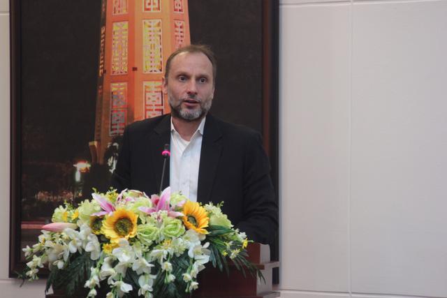 Bình Thuận nhận đề án phát triển du lịch đến năm 2025 - Ảnh 2.