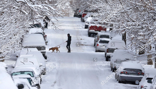 Bão tuyết đe dọa hàng triệu người dân Mỹ - Ảnh 1.