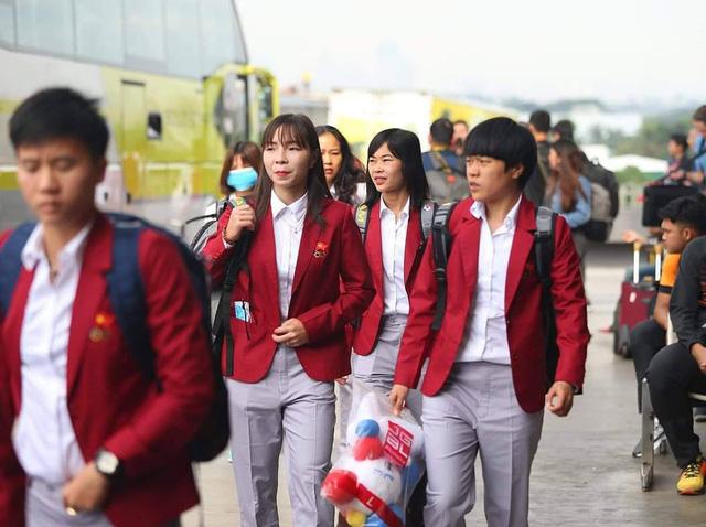 Sẵn sàng đón những nhà vô địch SEA Games về nước - Ảnh 6.