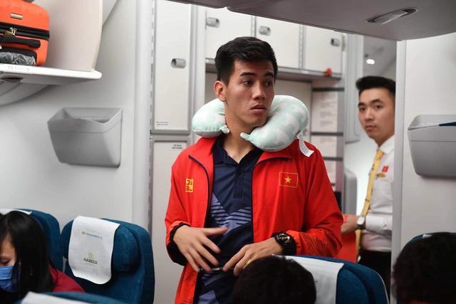 Sẵn sàng đón những nhà vô địch SEA Games về nước - Ảnh 3.
