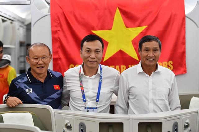 Sẵn sàng đón những nhà vô địch SEA Games về nước - Ảnh 1.