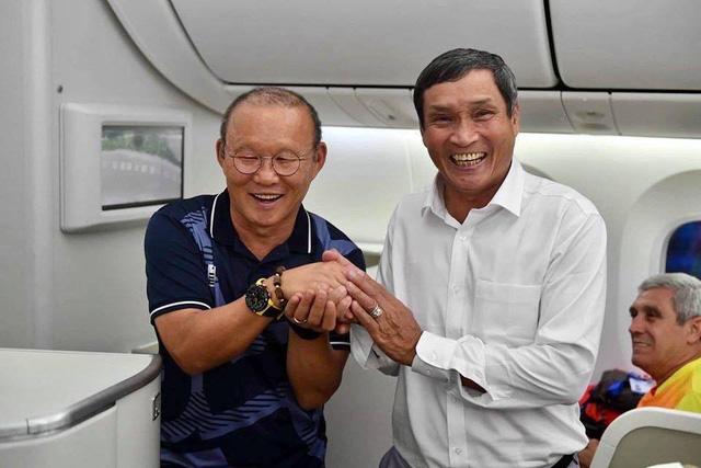 Sẵn sàng đón những nhà vô địch SEA Games về nước - Ảnh 2.