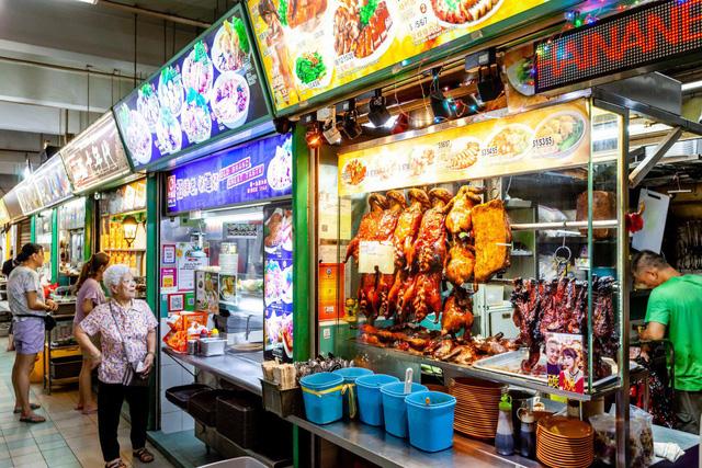 Singapore tiếp tục dẫn đầu thế giới về an toàn thực phẩm - Ảnh 1.