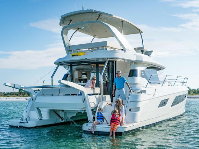 Australia với tham vọng trở thành trung tâm nghỉ dưỡng bằng siêu du thuyền - Ảnh 1.