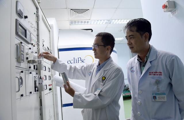 TP.HCM có thêm bệnh viện chụp PET/CT phát hiện ung thư giai đoạn sớm - Ảnh 1.