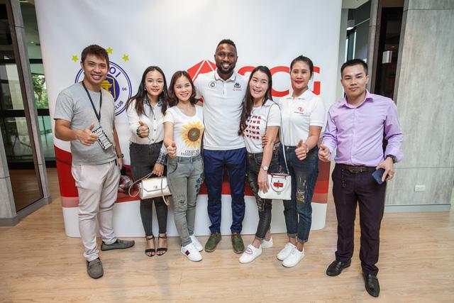 Nhà vô địch V-League Hà Nội FC có trải nghiệm thú vị tại Thái Lan - Ảnh 3.