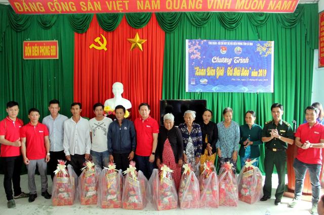 Khí Cà Mau phối hợp tổ chức chương trình Xuân Biên giới – Tết Hải đảo - Ảnh 1.