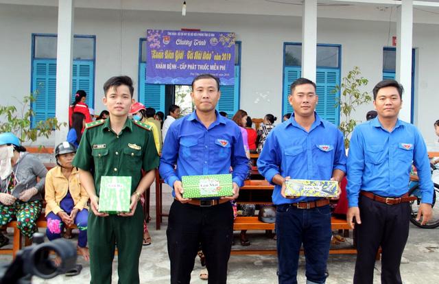 Khí Cà Mau phối hợp tổ chức chương trình Xuân Biên giới – Tết Hải đảo - Ảnh 3.