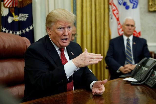 Ông Trump nói sẽ gặp ông Tập trên đường đi gặp ông Kim - Ảnh 3.