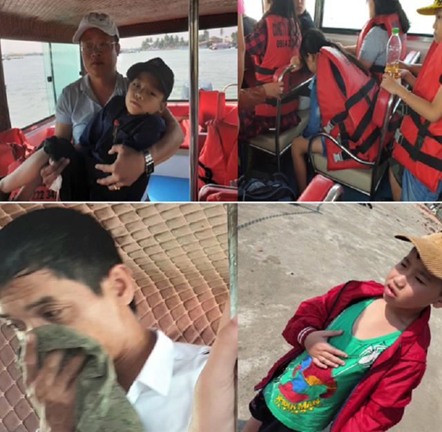 Đình chỉ chuyến tàu bão táp ra đảo Cù Lao Chàm mùng 5 tết - Ảnh 1.