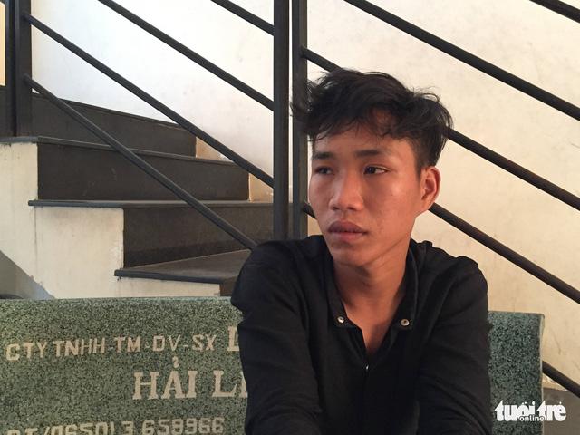 Mâu thuẫn do đánh bài, nam thanh niên 18 tuổi đâm chết người - Ảnh 2.
