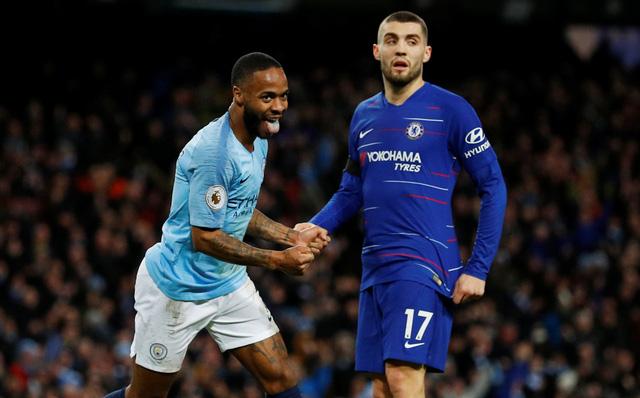 Aguero lập hat-trick, M.C đại thắng Chelsea 6-0 - Ảnh 1.