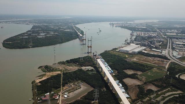 Cao tốc Bến Lức - Long Thành: Giữa năm 2019 thông xe trước 20km - Ảnh 1.
