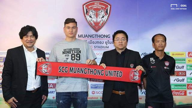 Đặng Văn Lâm: Thai League hơn V-League nhưng tuyển VN giỏi hơn Thái Lan - Ảnh 1.