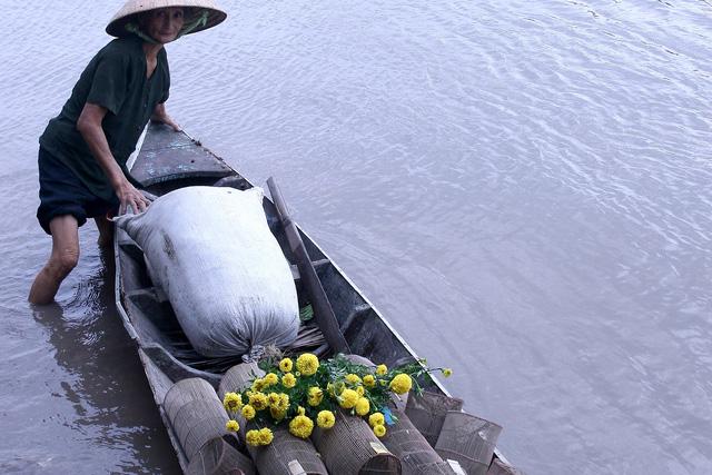 Về quê ăn tết lay động hàng vạn trái tim Việt ngày tết - Ảnh 1.