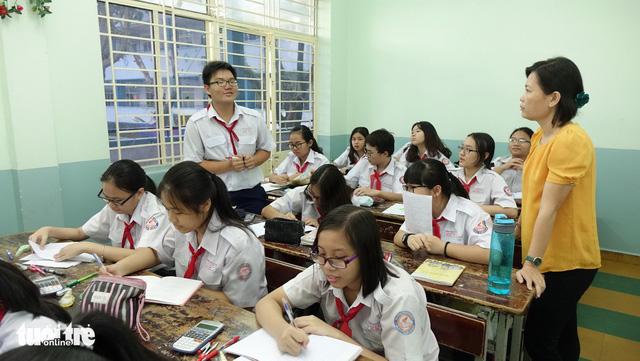 Thiếu 5.400 giáo viên dạy môn nghệ thuật - Ảnh 1.