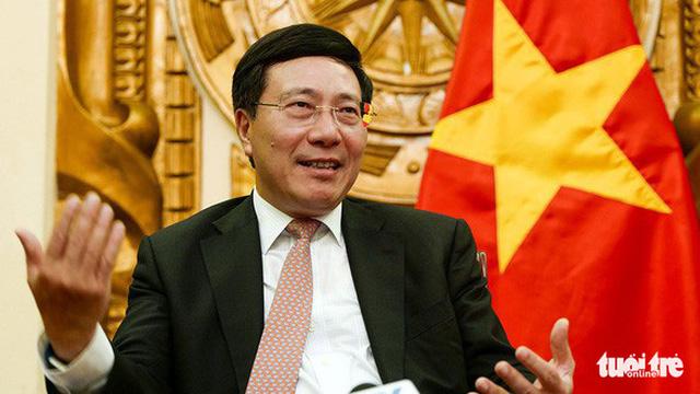 Phó thủ tướng Phạm Bình Minh sắp thăm Triều Tiên - Ảnh 1.