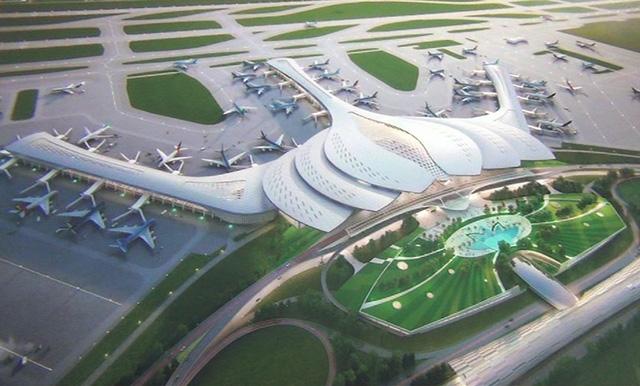 Sân bay Quốc tế Long Thành: Đội vốn gấp đôi nếu chậm tiến độ - Ảnh 1.