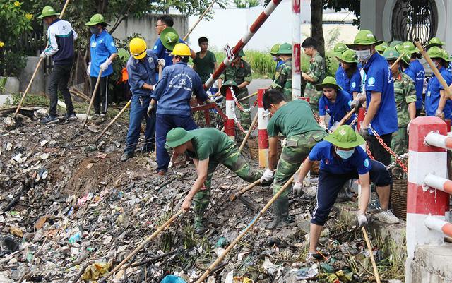 Hành động vì môi trường sống  trong lành - Ảnh 3.