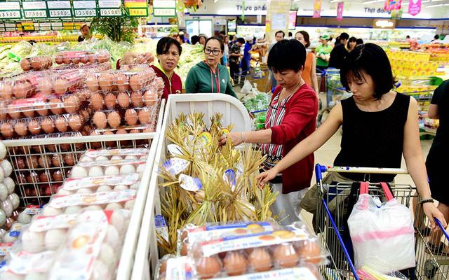 Trứng, thực phẩm chế biến được tiêu thụ mạnh - Ảnh 1.