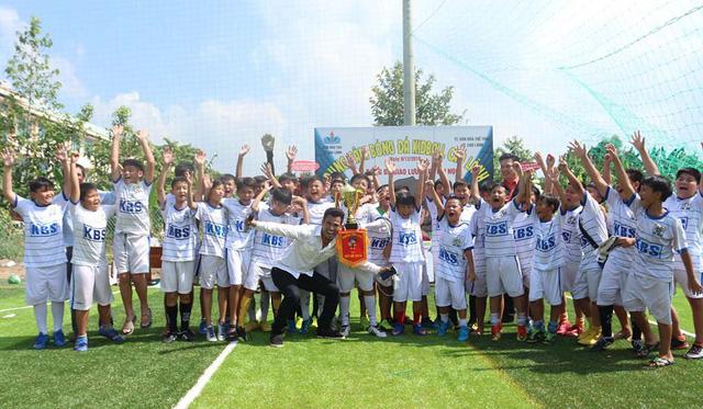 """Các trung tâm bóng đá cộng đồng: """"Hạt giống"""" cho giấc mơ World Cup - Ảnh 1."""