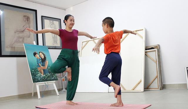 Cuộc sống mới với yoga và thiền - Ảnh 1.