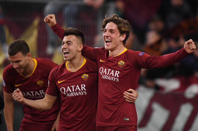 Sao trẻ Zaniolo tỏa sáng, Roma giành chút lợi thế trước Porto - Ảnh 2.