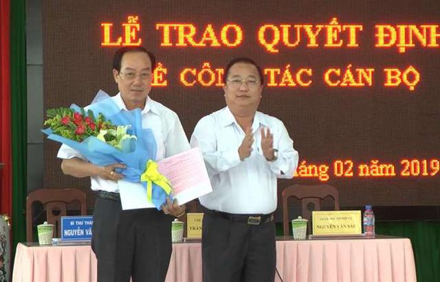 Sóc Trăng có bí thư thành ủy kiêm chủ tịch UBND thành phố - Ảnh 1.