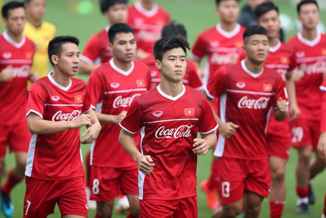 Đội tuyển Việt Nam vẫn chờ trận siêu cúp với đội tuyển Hàn Quốc - Ảnh 1.