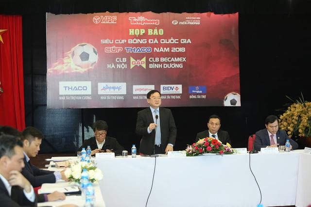 CLB Hà Nội buông Siêu cúp, tập trung cho AFC Champions League - Ảnh 1.